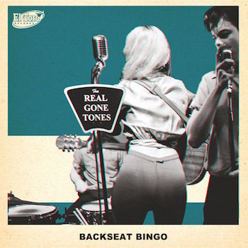 Real Gone Tones ,The - Backseat Bingo ( ltd lp )